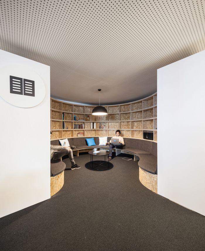 1199 Moodbook Office Interior Design - New ID Works