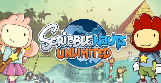 download game scribblenauts unlimited apk