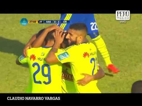 2 amazing goals in the Peruvian league today between Alianza Atletico and Sporting Cristal