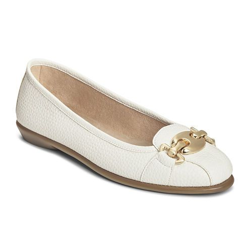 ballet flats, Womens white flat shoes