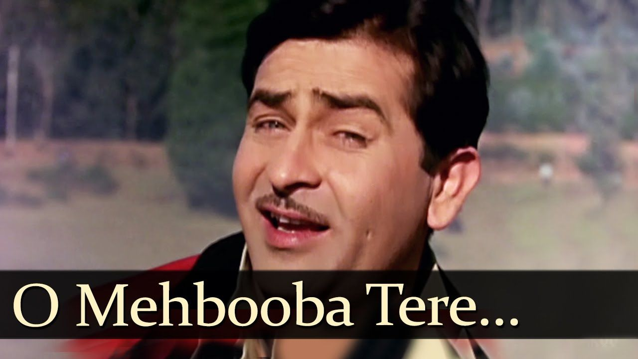 Watch Mehbooba Full-Movie Streaming