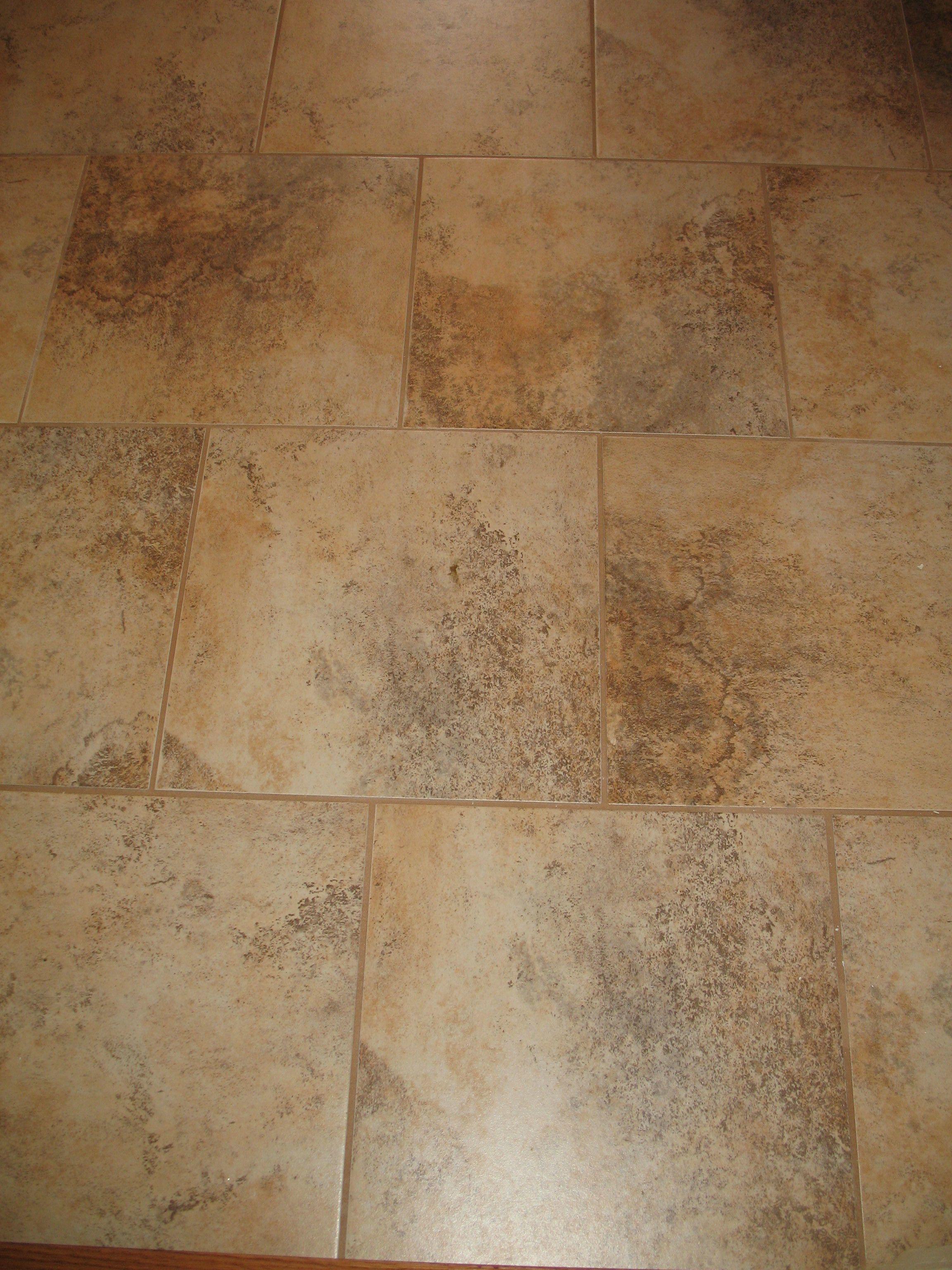 Tan Tile With Grout Google Search Bathroom Ideas Floor Tile
