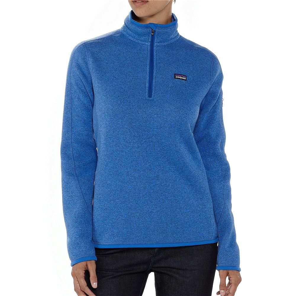Patagonia Womens Better Sweater 14 Zip Fleece Pullover Color