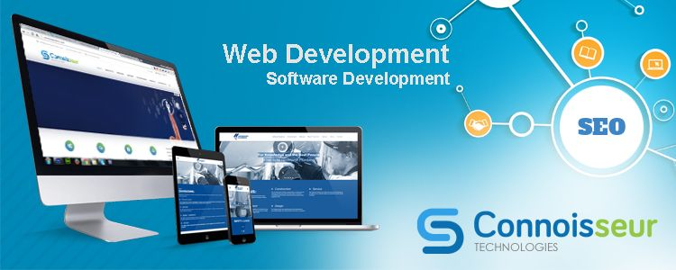 First Rate Web Designing Web Development And Seo Services At Connoisseur Technologies Web Development Web Development Software Web Design