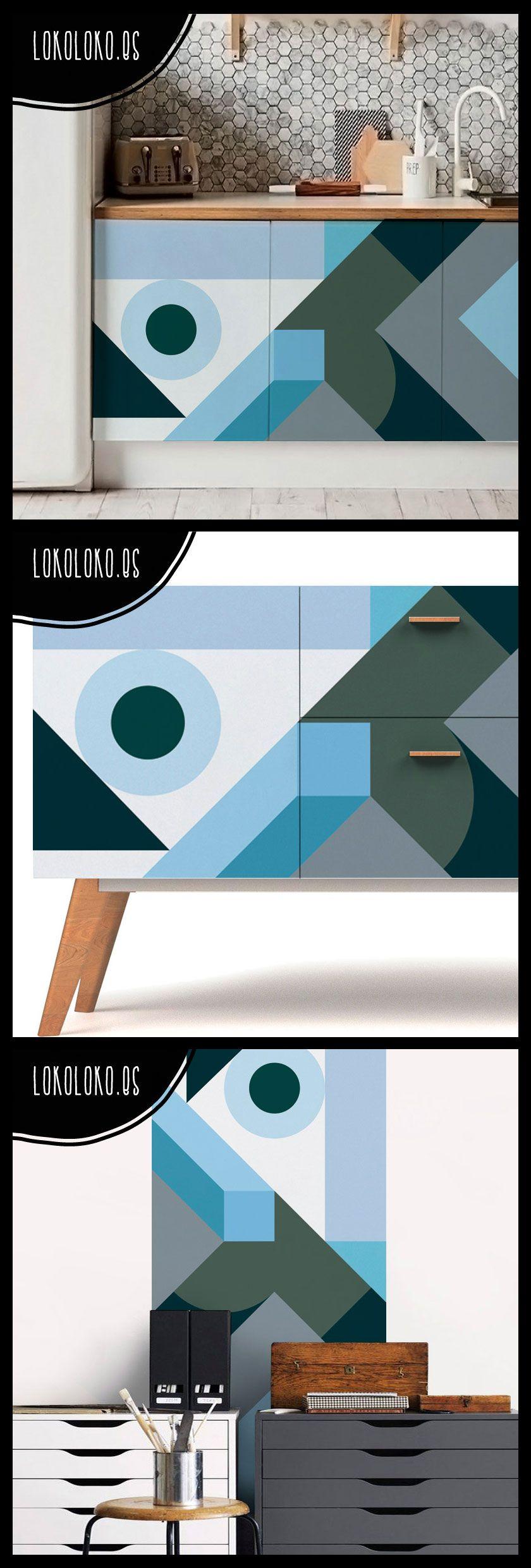 ¿Tus muebles necesitan un cambio de look? Echa un vistazo · #lokolokodecora