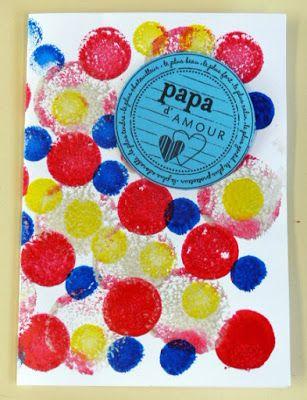 carte de fête des pères Fête des pères   carte des PS maternelle | Vaderdag