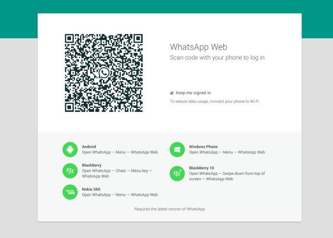 Instala whatsapp web para ordenador o tablet Teléfono