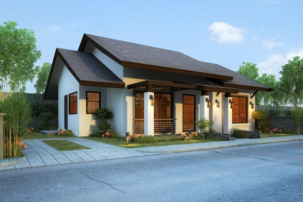 Aspen Floor Area 94sqm Lot Area 225 Sqm House Features 2 Storey Single Detac Modern Bungalow House Design Modern Bungalow House Philippines House Design