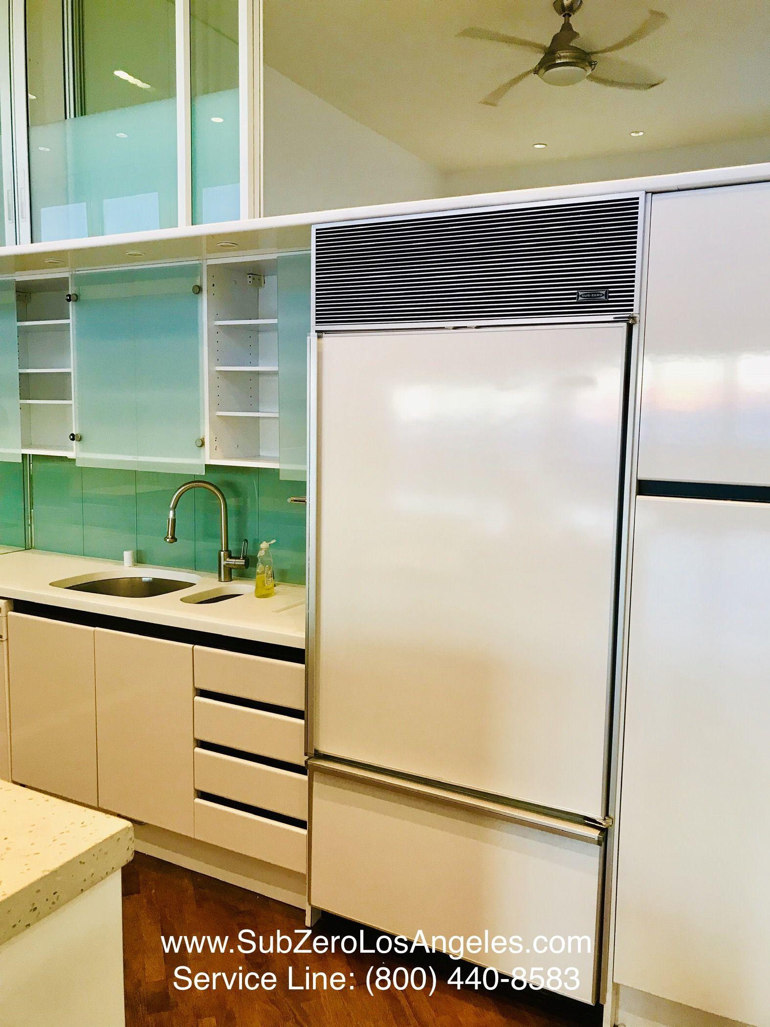 Subzerorefrigerator Model 650 Repaired By Us In Beverlyhills