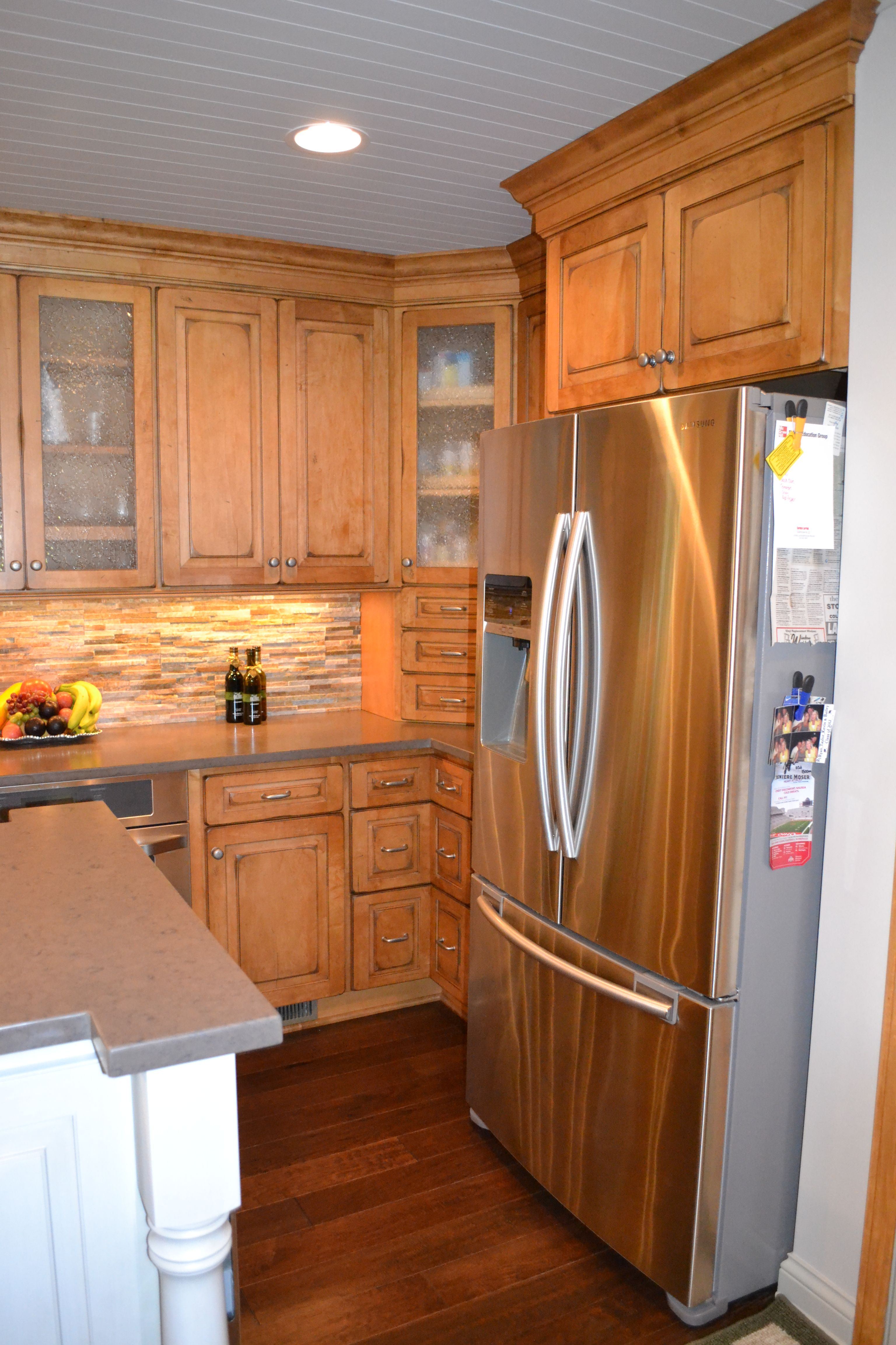 - Westerville, Ohio, Kitchen Remodel By Don With The Jae Company