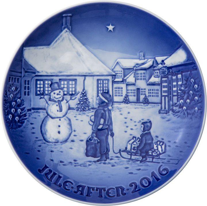 2016 Bing \u0026 Grondahl B\u0026G Christmas Plate New in Box Free Ship  sc 1 st  Pinterest & 2016 Bing \u0026 Grondahl B\u0026G Christmas Plate New in Box Free Ship ...