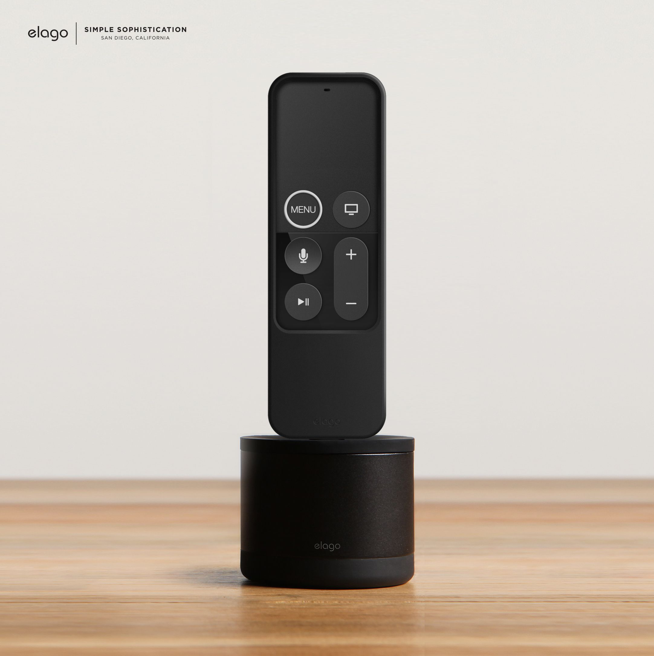 New, elago R2 Slim Case for Apple TV Siri Remote. (With