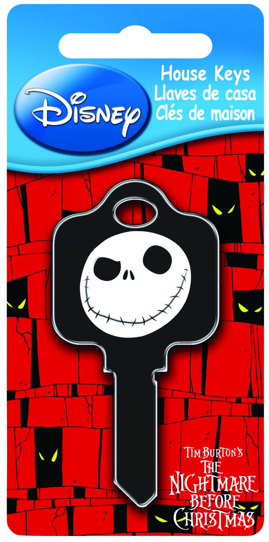 5/PACK HOWARD KEYS DISNEY JCK SKELLING SC1 Disney, Jack