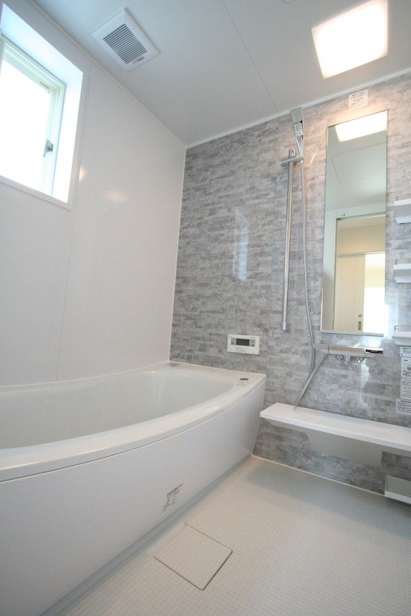 バス みどりと風工房 施工実例 ユニットバス 浴室 デザイン リフォーム バスルーム