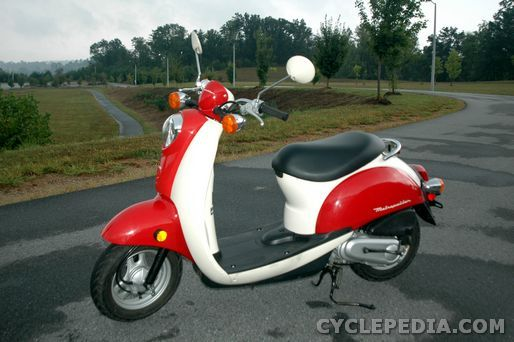 Cyclepedia Honda Chf50 Metropolitan Online Manual With Images