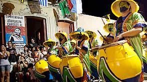 El Carnaval de Montevideo es uno de los carnavales más populares de América del Sur y es un asunto de gran reputación y diversión.