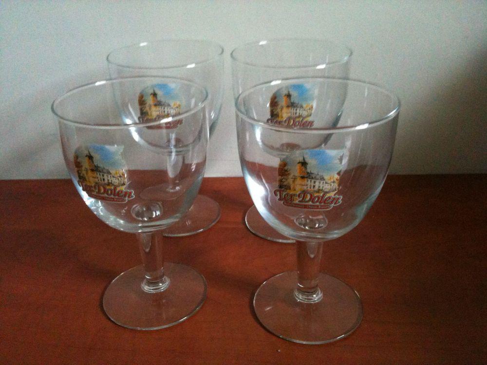 For Sale: Beer glasses: Four original glasses Ter Dolen ...