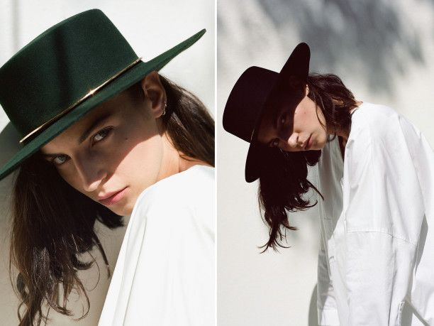 The Janessa Leone Hats You'll Want This Fall
