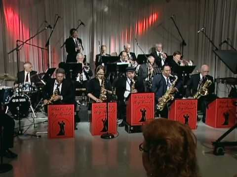 What's Up Big Band   Based in Newark California    18 Musicians Who