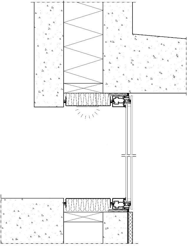 Concrete House Detail Section Concrete House Facade Architecture Design Concrete Design