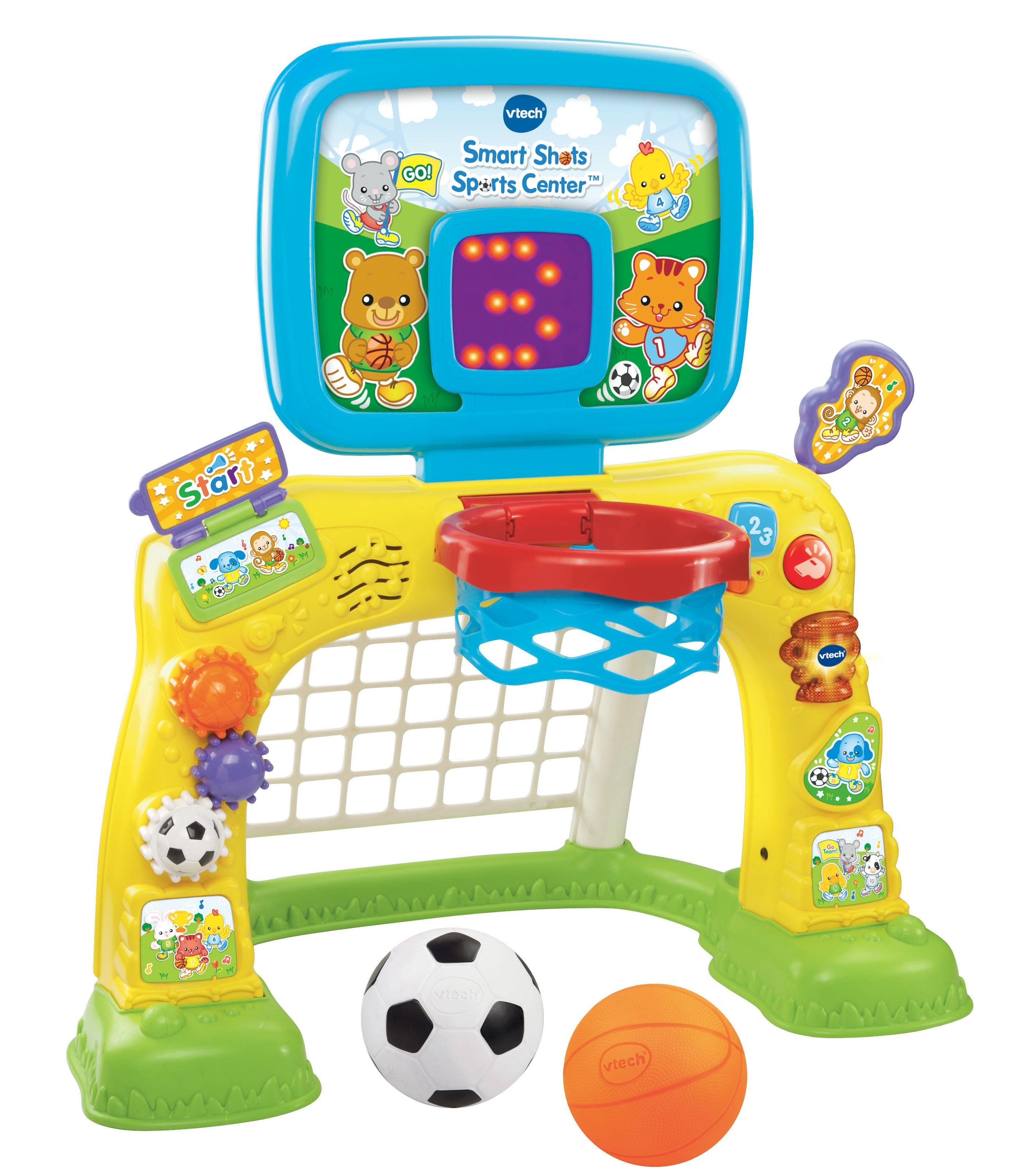Amazon VTech Smart Shots Sports Center Toys & Games