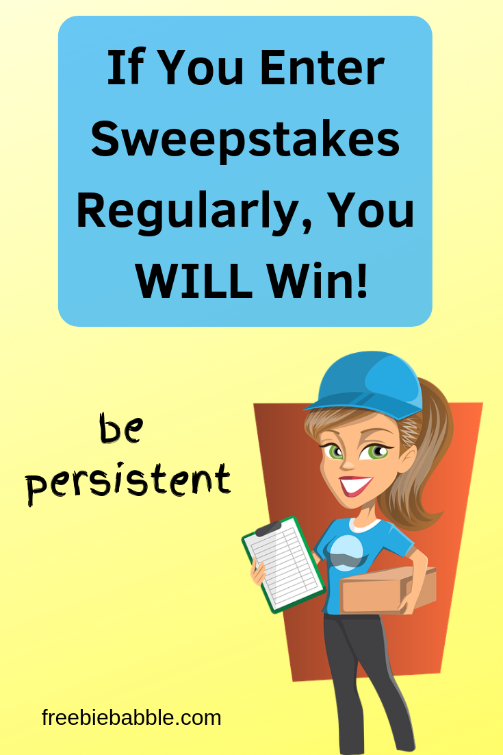 5 of the Best Ways to Win Free Stuff | Sweepstakes & Giveaways - the