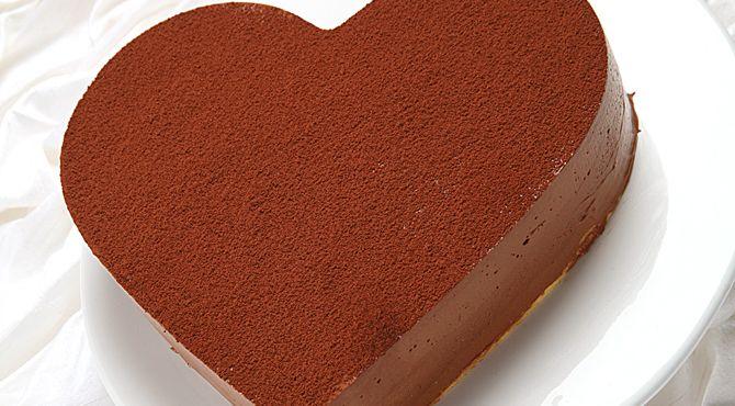 طريقة كيك الترافل على شكل قلب وصفة جميلة سهلة جدا بواسطة الشيف نيرمين هنو لعمل طريقةكيك الترافل على شكل قلب Cupcake Cakes Desserts Cake