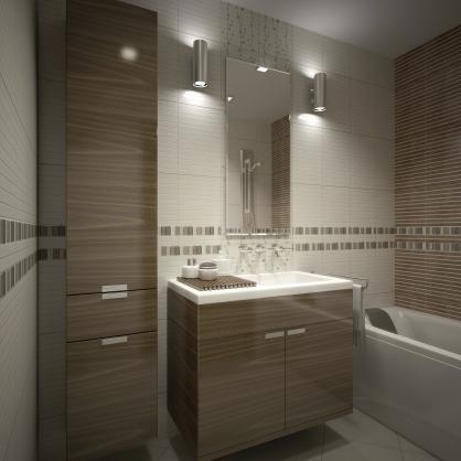 Color Small Bathroom Remodeling Ideas Bathroom Design Ideas Get Inspired By Photos Of Bathrooms From Decoracao Banheiro Casas Decoracao De Casa