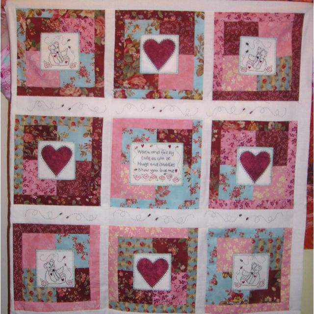 #patchwork #quilt stared class with this one.
