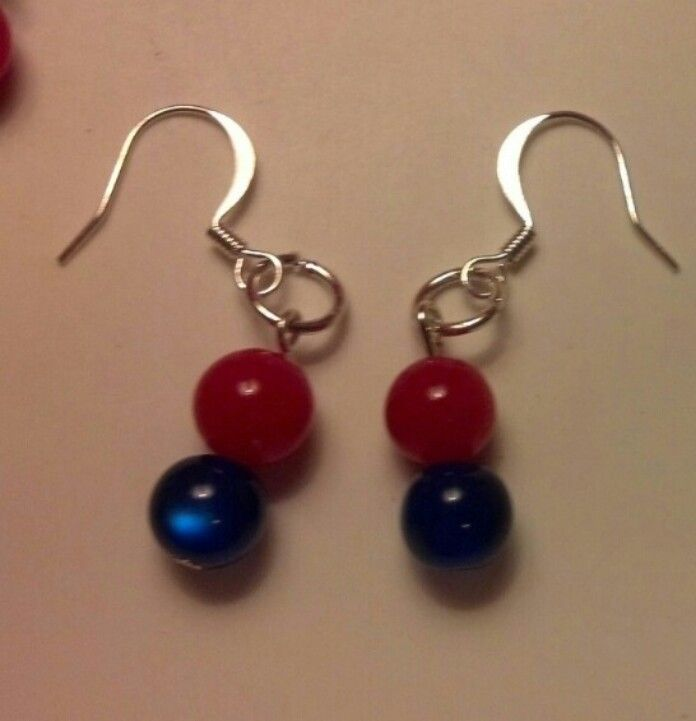 Home made earrings | Jewelry I have made or want to try to make ...