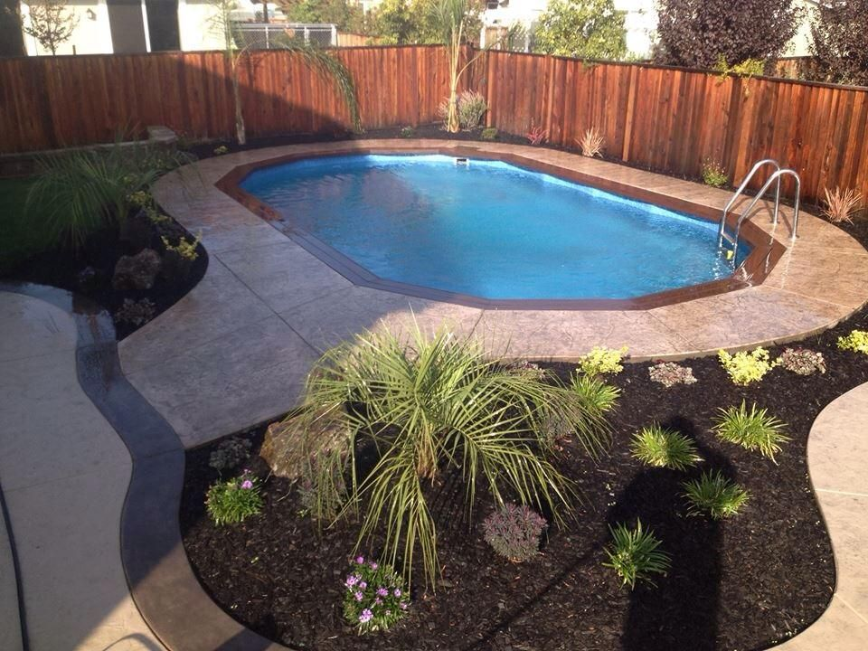 doughboy pools photo gallery pool pinterest. Black Bedroom Furniture Sets. Home Design Ideas