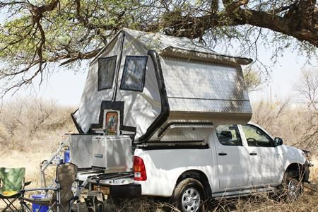 Aha! Now here is a neat option for Toyota Hilux 4x4 Double Cabs - the & Aha! Now here is a neat option for Toyota Hilux 4x4 Double Cabs ...
