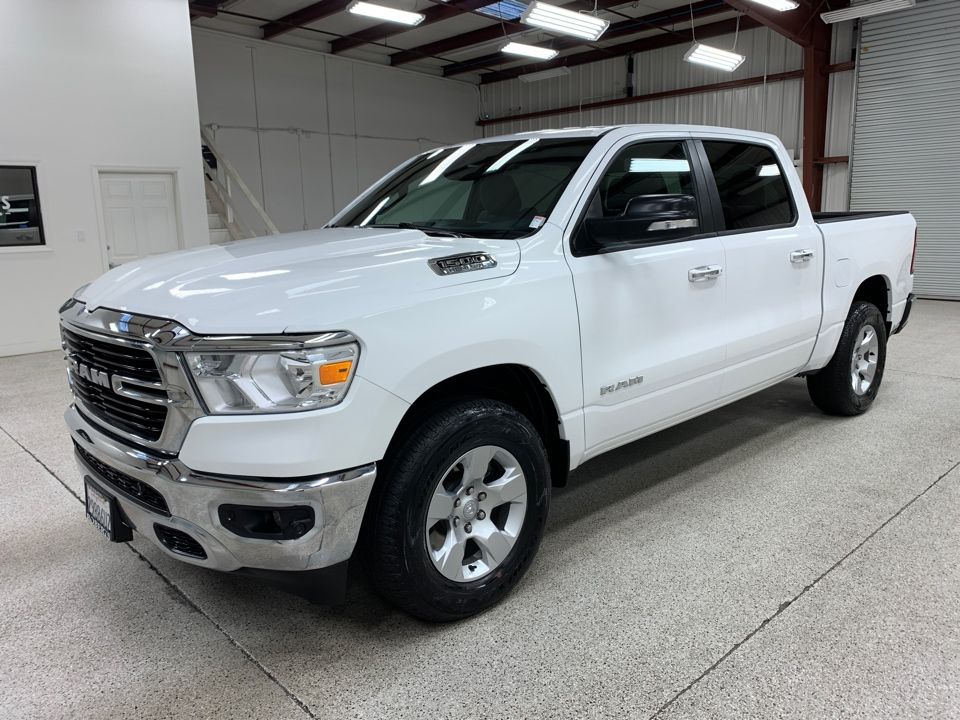 2019 Ram 1500 Crew Cab Big Horn Pickup 4D 5 1/2 ft Crew