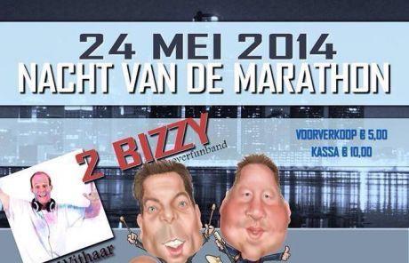 Eerste editie Nacht Van De Marathon in Klazienaveen