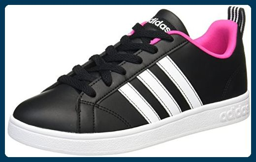 Adidas Schuhe VS Advantage W Damen core black-footwear white ...