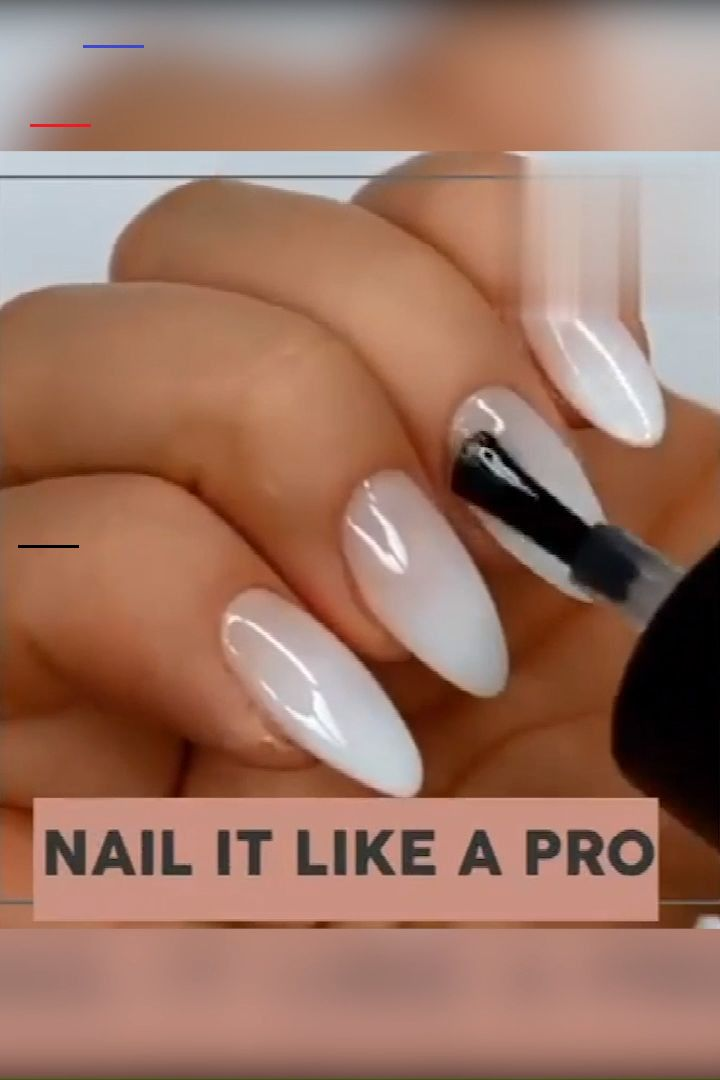 Nail Tools New Nail Non Woven Silk Wasting Your Money And Time On Easy To Break Expensive Acrylic Nail Exte In 2020 Mooie Nagels Eenvoudige Nagels Natuurlijke Nagels