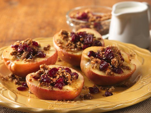 Microwave Baked Apples With Granola Part 64