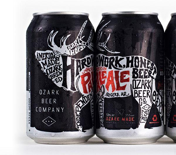 Ozark Beer design