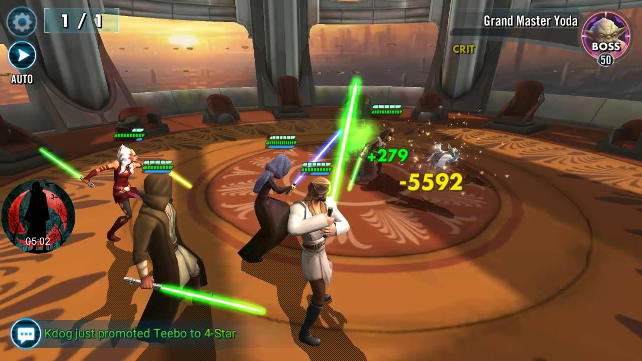 star wars galaxy of heroes cheats android