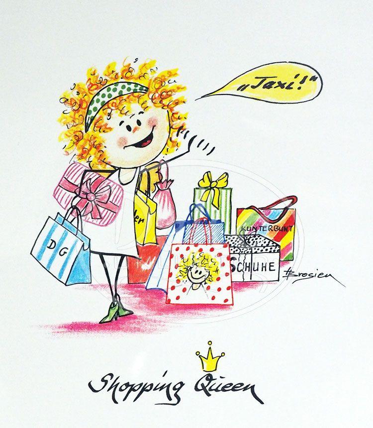Heidemarie Brosien Shopping Queen Passe Partout Bild Krimskram