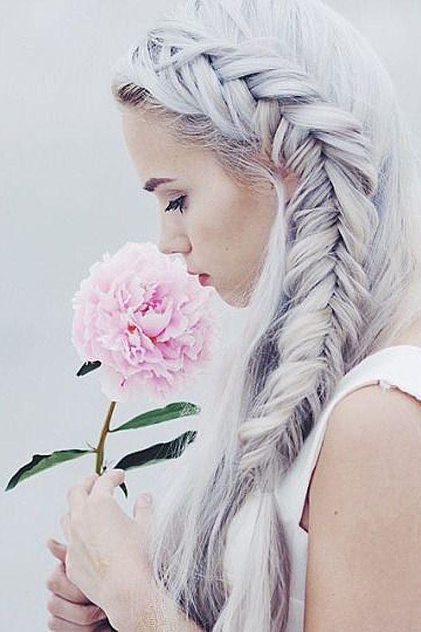 von romantisch bis rockig tolle flechtfrisuren f r lange haare ronjas haar iden