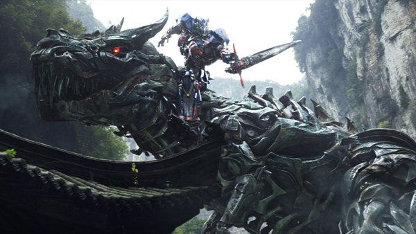 """022 Transformers 4 Age of Extinction 2014 Hot Movie Film 14/""""x21/"""" Poster"""