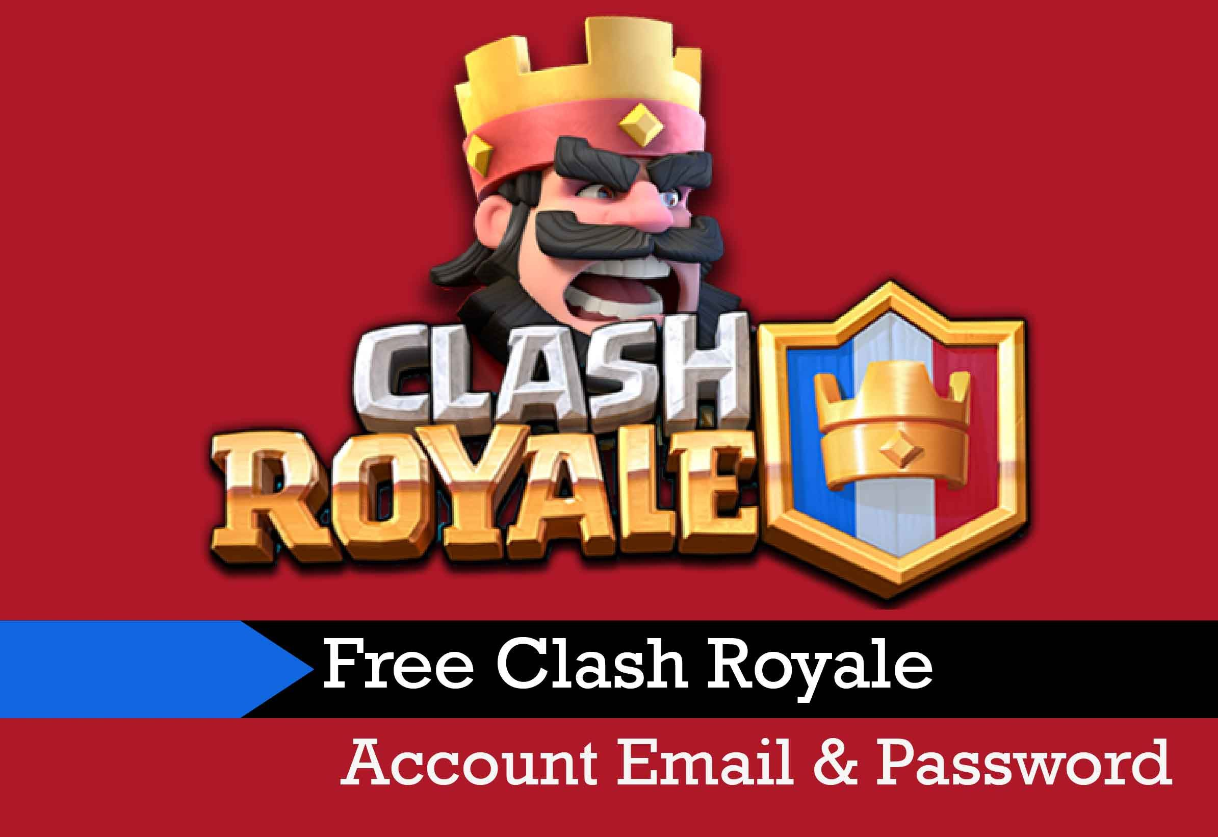 Free Clash Royale Account 100 Working Account List In 2021 Clash Royale Accounting Free Minecraft Account