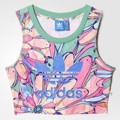Adidas Pink Farm Banana Boyfriend T Shirt M