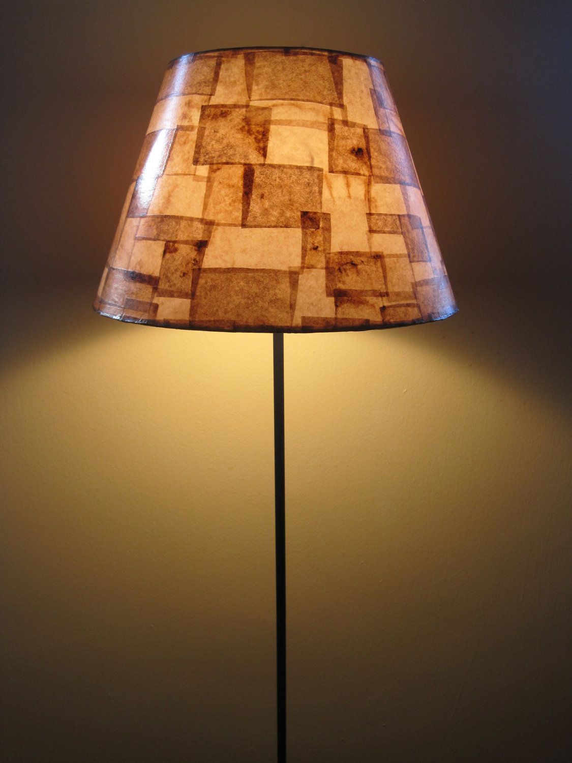 Christmas sale coffee filter art floor lamp lamp shade christmas sale coffee filter art floor lamp lamp shade recycled ecofriendly light arubaitofo Images