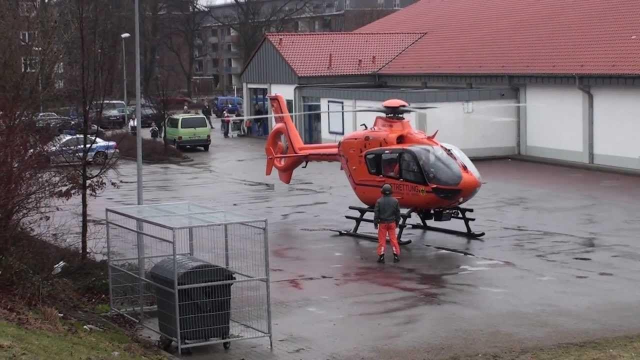 Elicottero 350 : Eurocopter ec 135 start rettungshubschrauber hamburg rothenburgsort