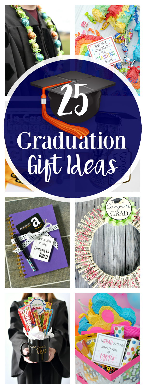 25 Fun Unique Graduation Gifts Girls Graduation Gifts Diy