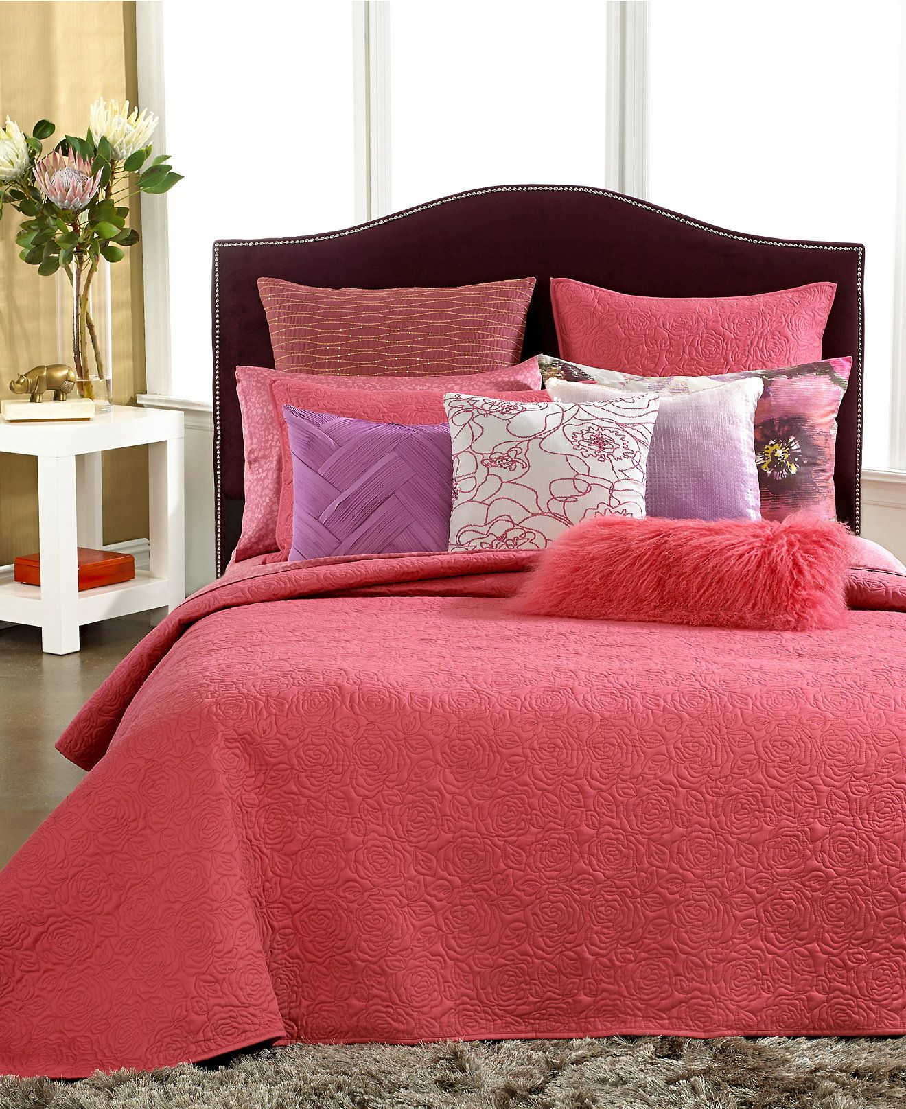 closeout inc international concepts ava coverlet collection