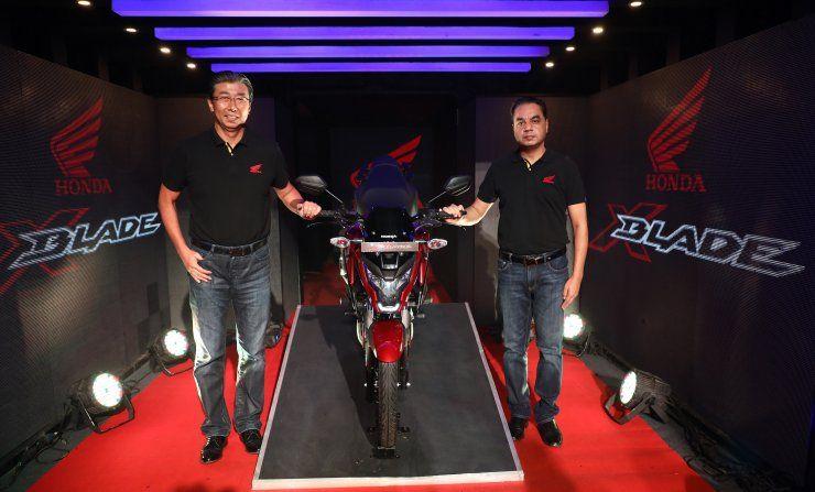 Honda X Blade With Abs Launched In India New Honda Bike News Honda