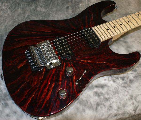 suhr guitars red nova finish strat o blogster guitar blog boutique strat type guitars. Black Bedroom Furniture Sets. Home Design Ideas
